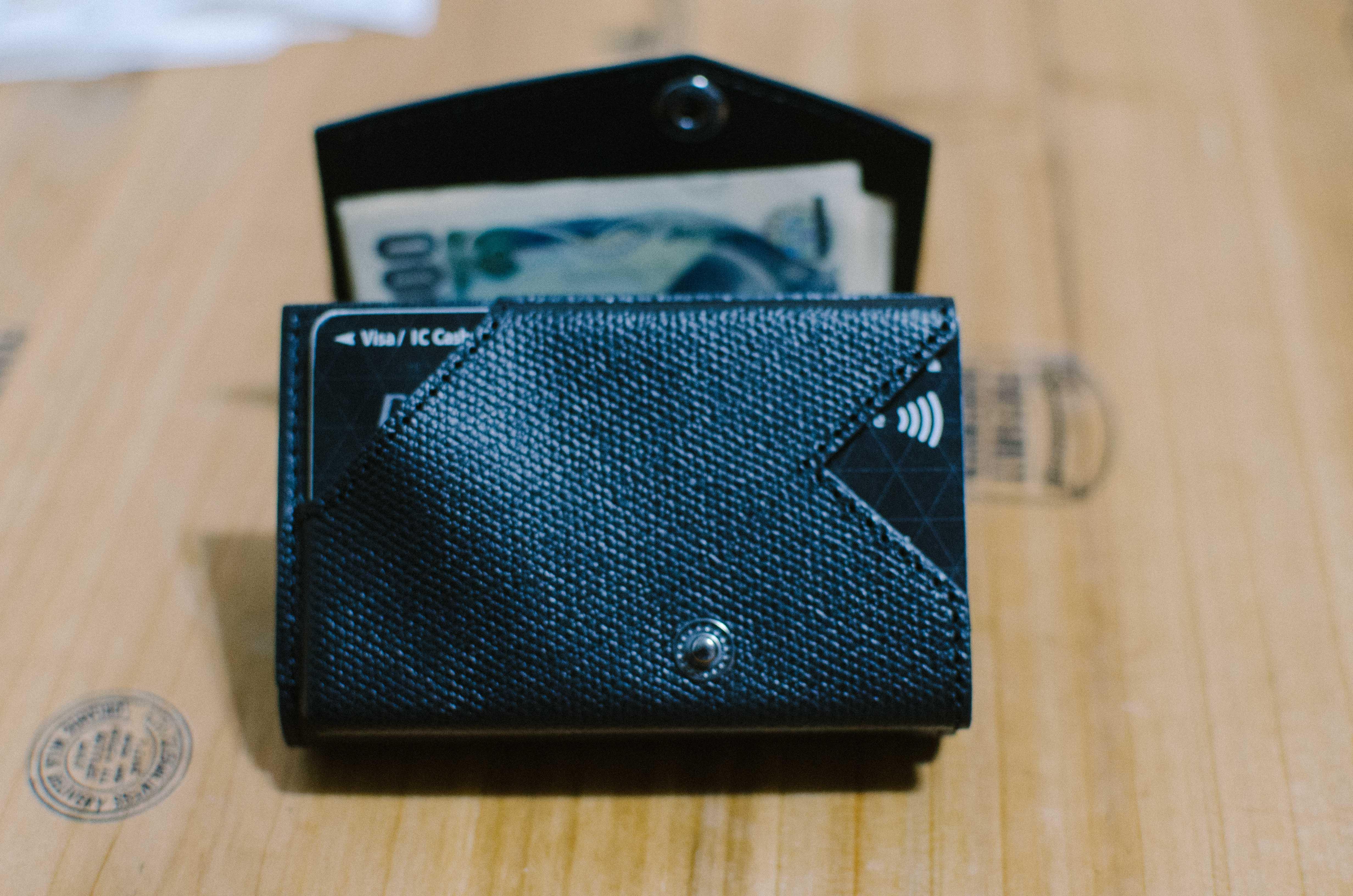 アブラサス小さい財布カード収納