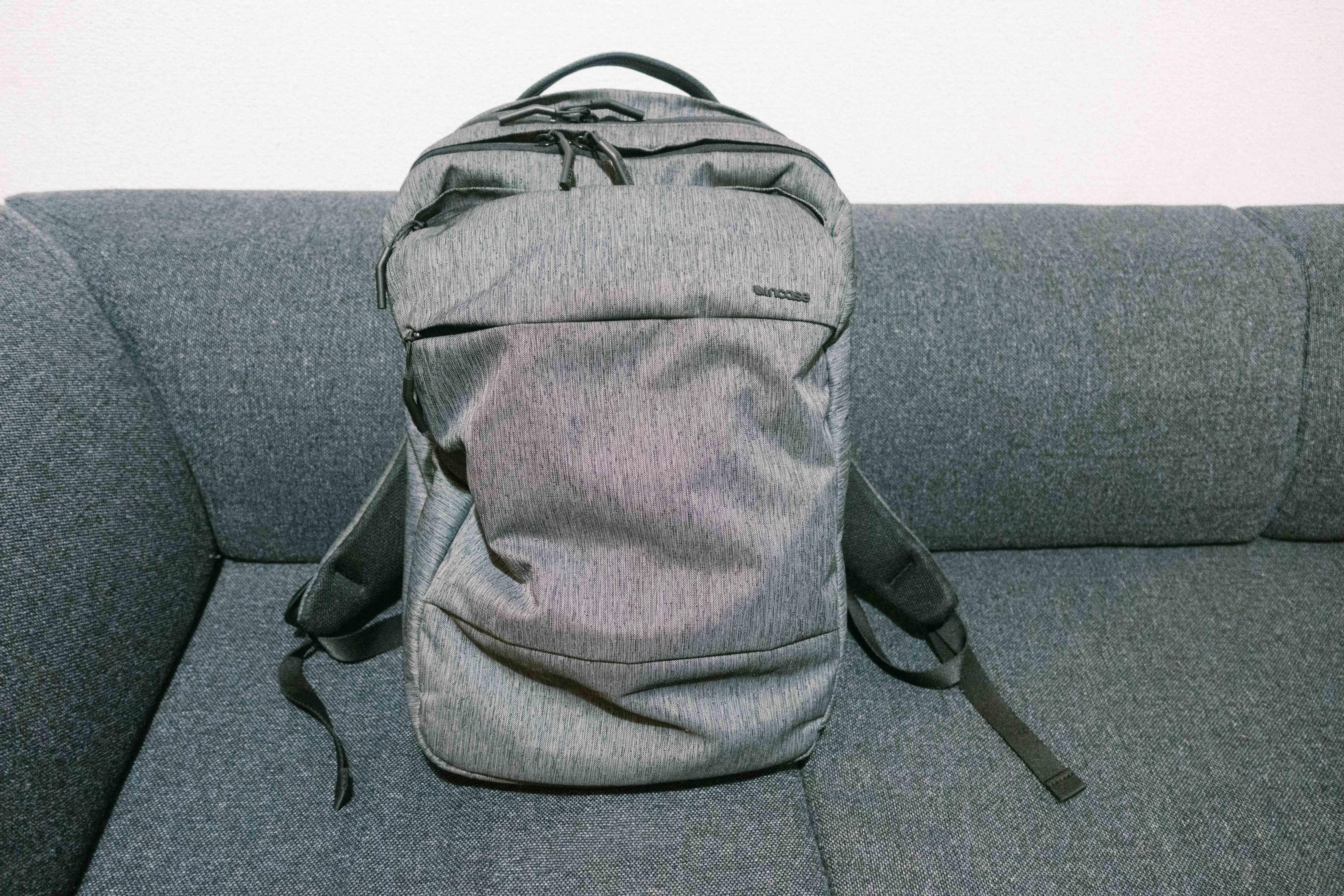 インケースCity Collection Backpack