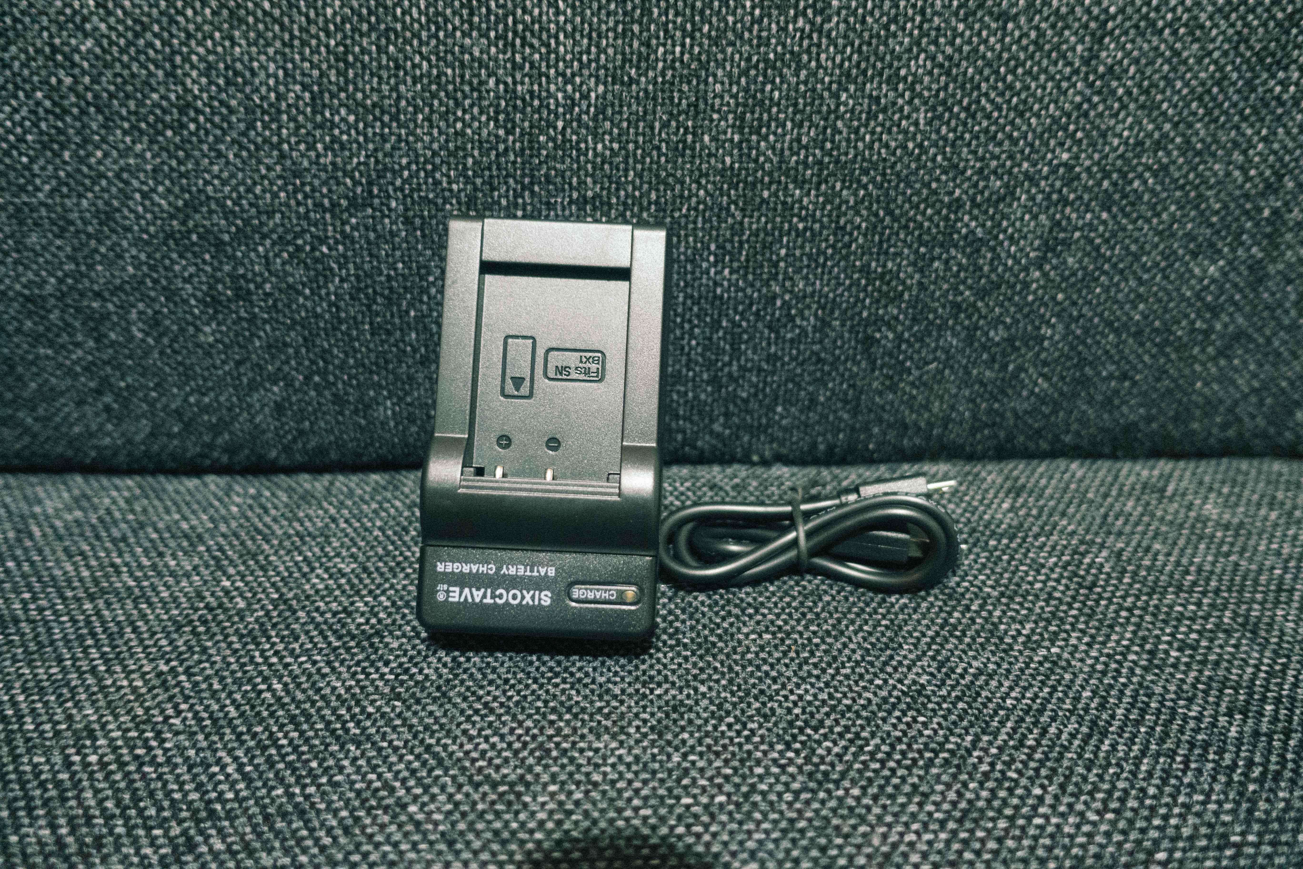 RX100M3バッテリーチャージャー
