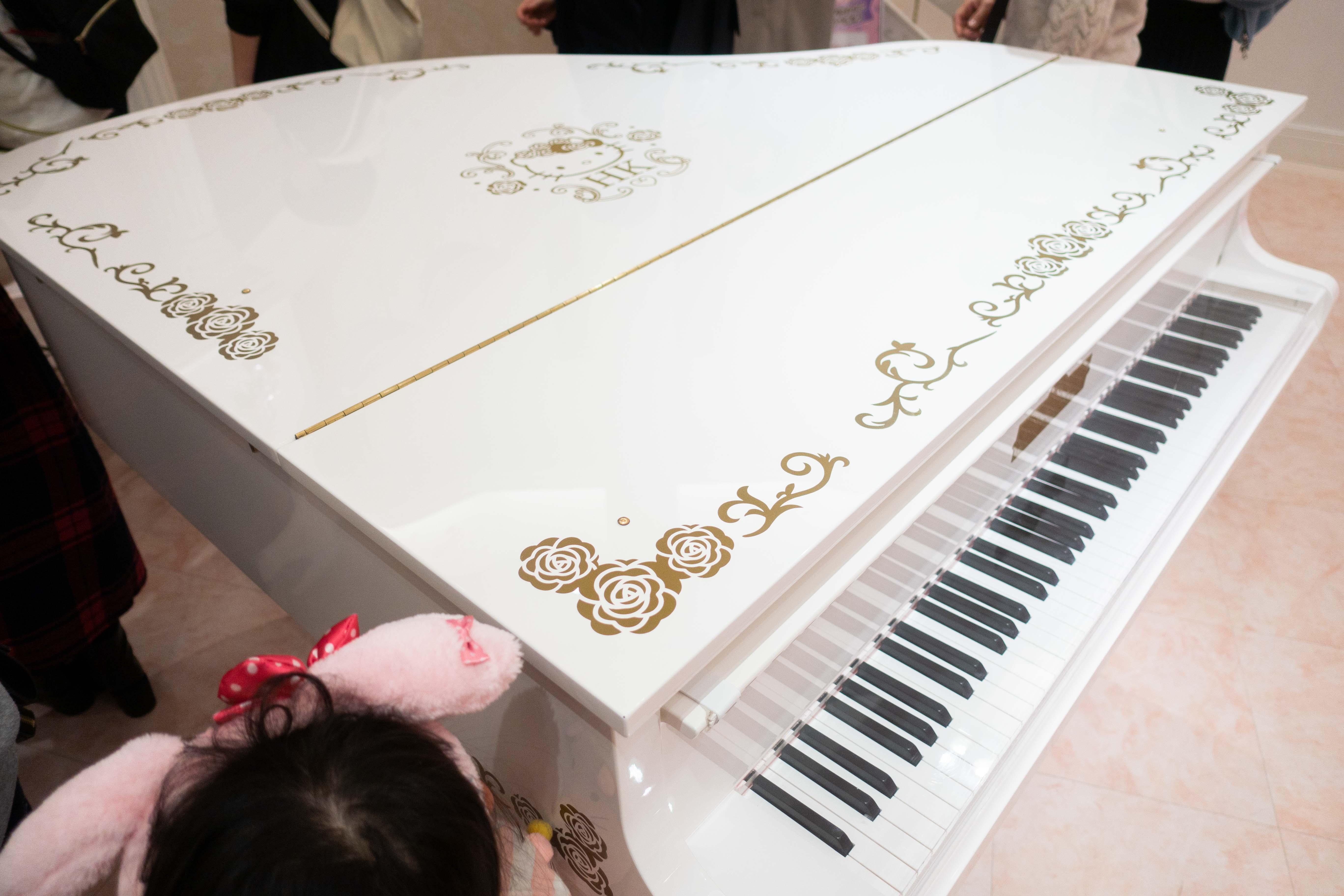 キティピアノ