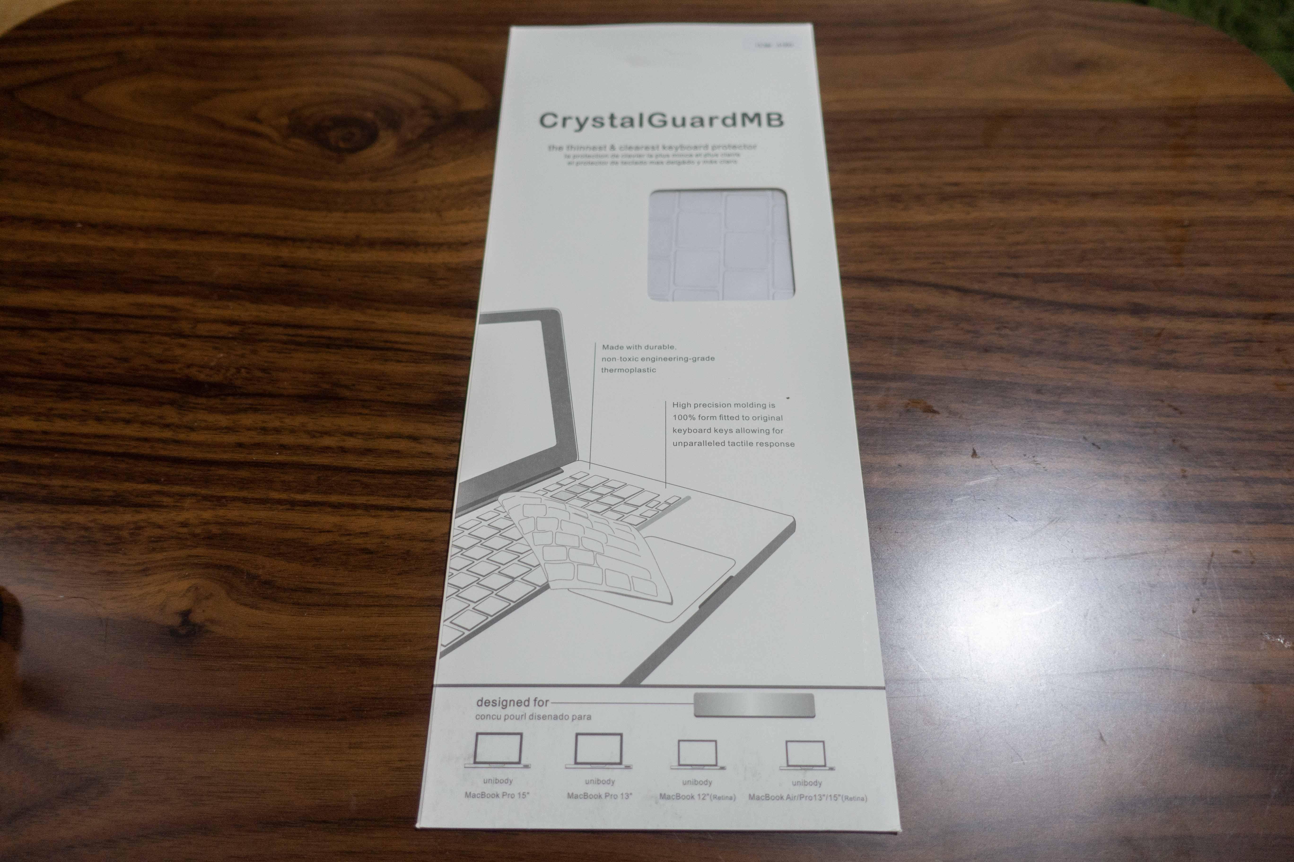 MacBook Air2018キーボードカバー