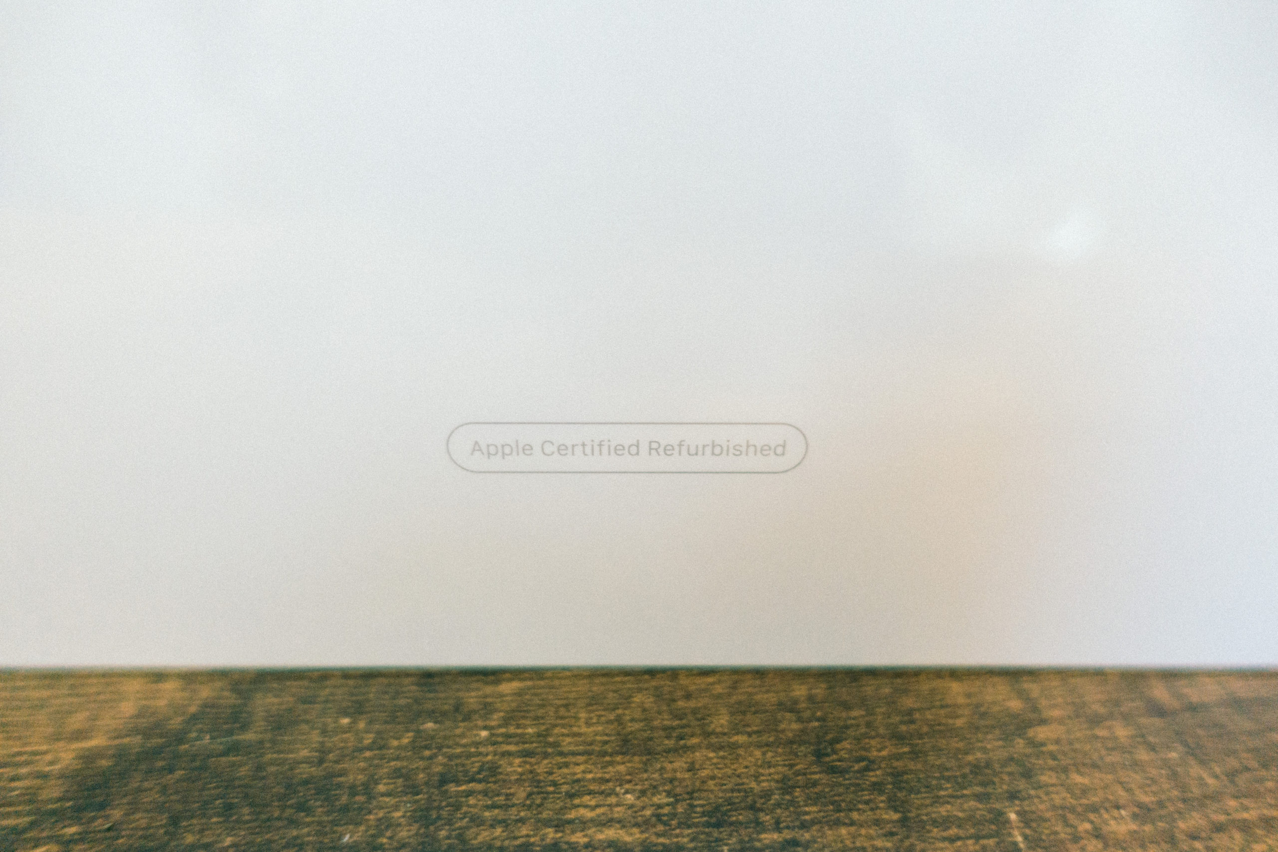 Apple整備済品