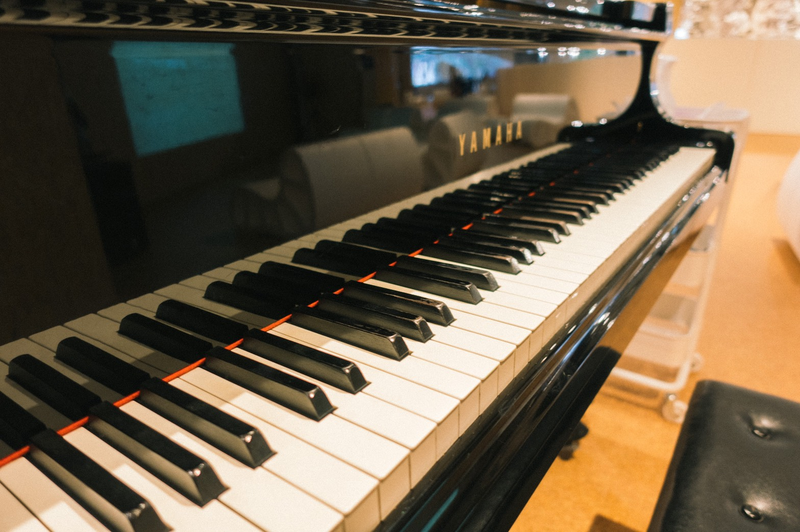 PLAY PARKのピアノ