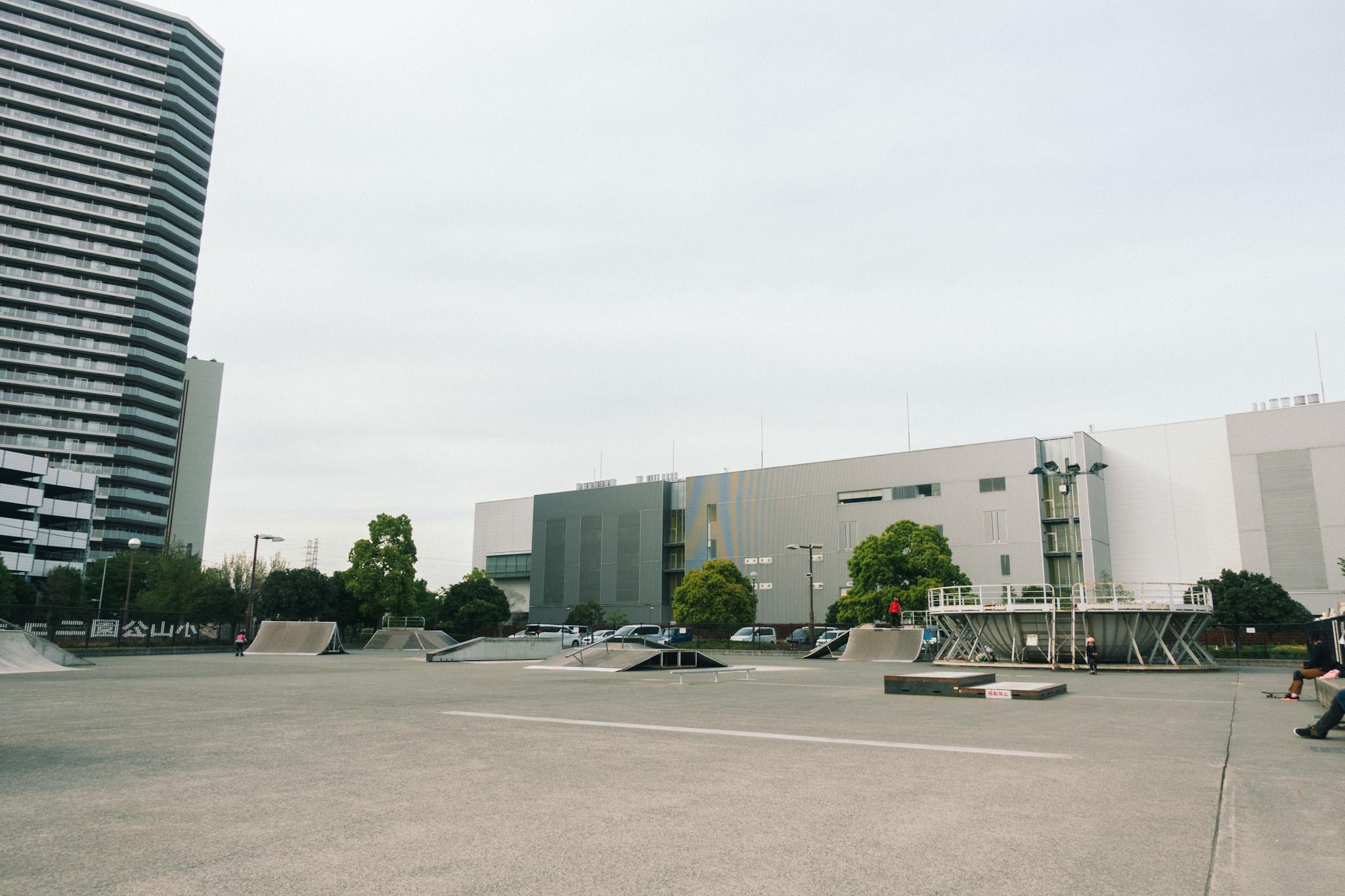 小山スケートパーク