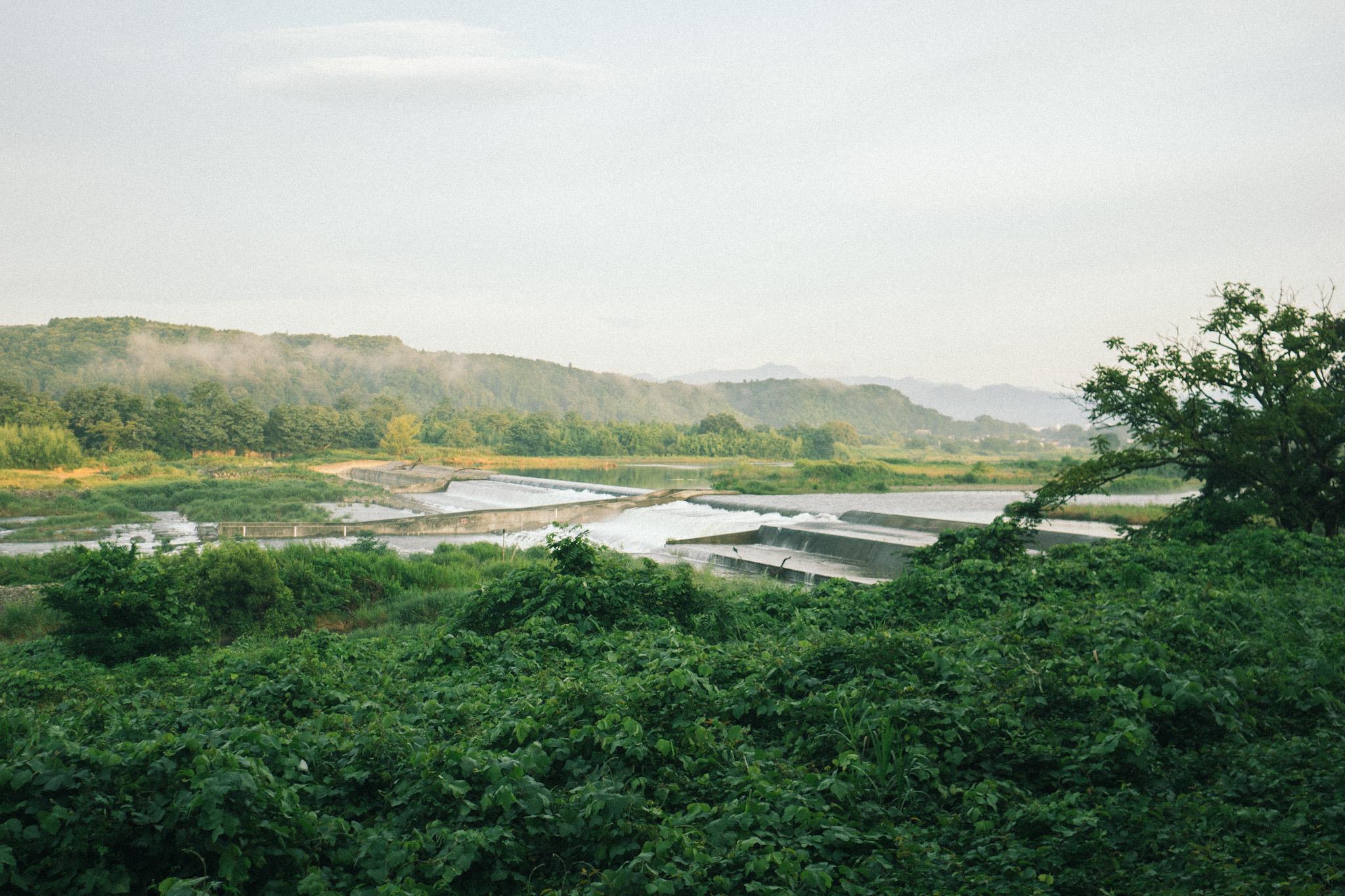 昭和用水堰
