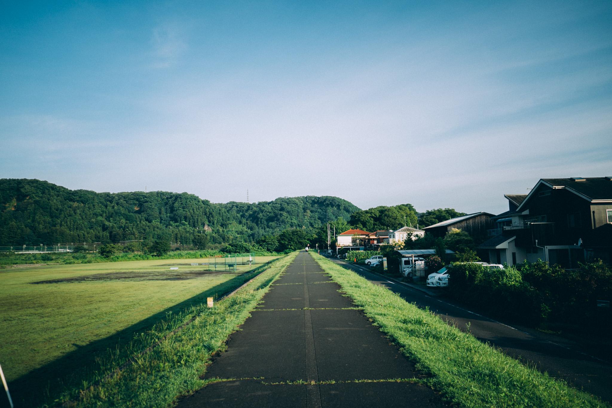 多摩川サイクリングロード